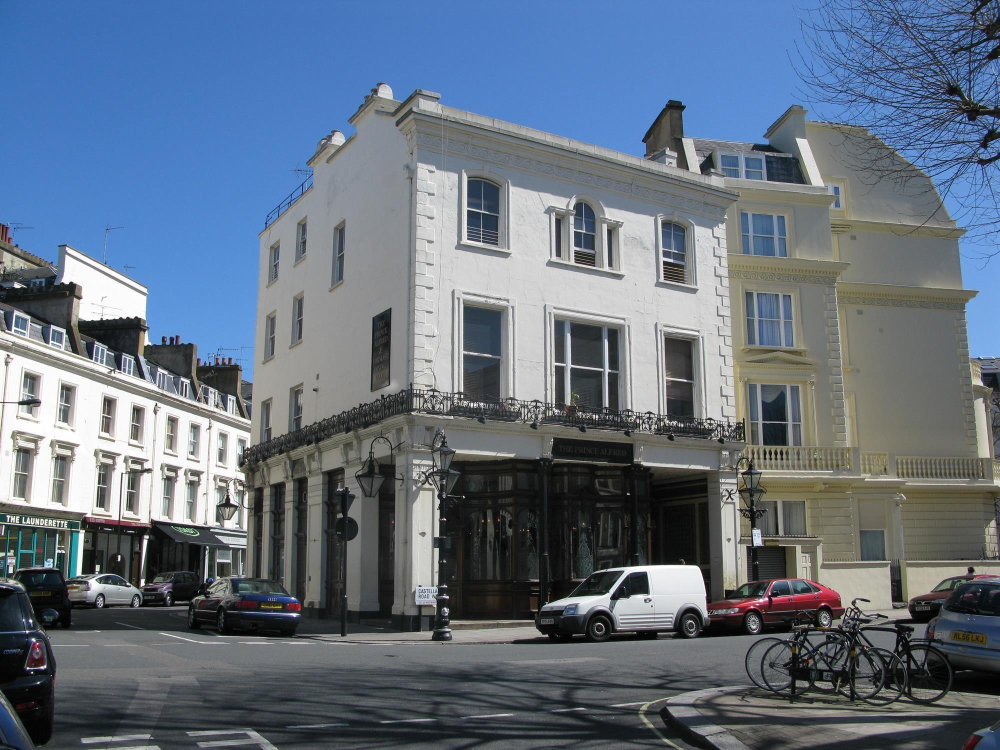 Architects Favourite Pubs Prince Alfred Little
