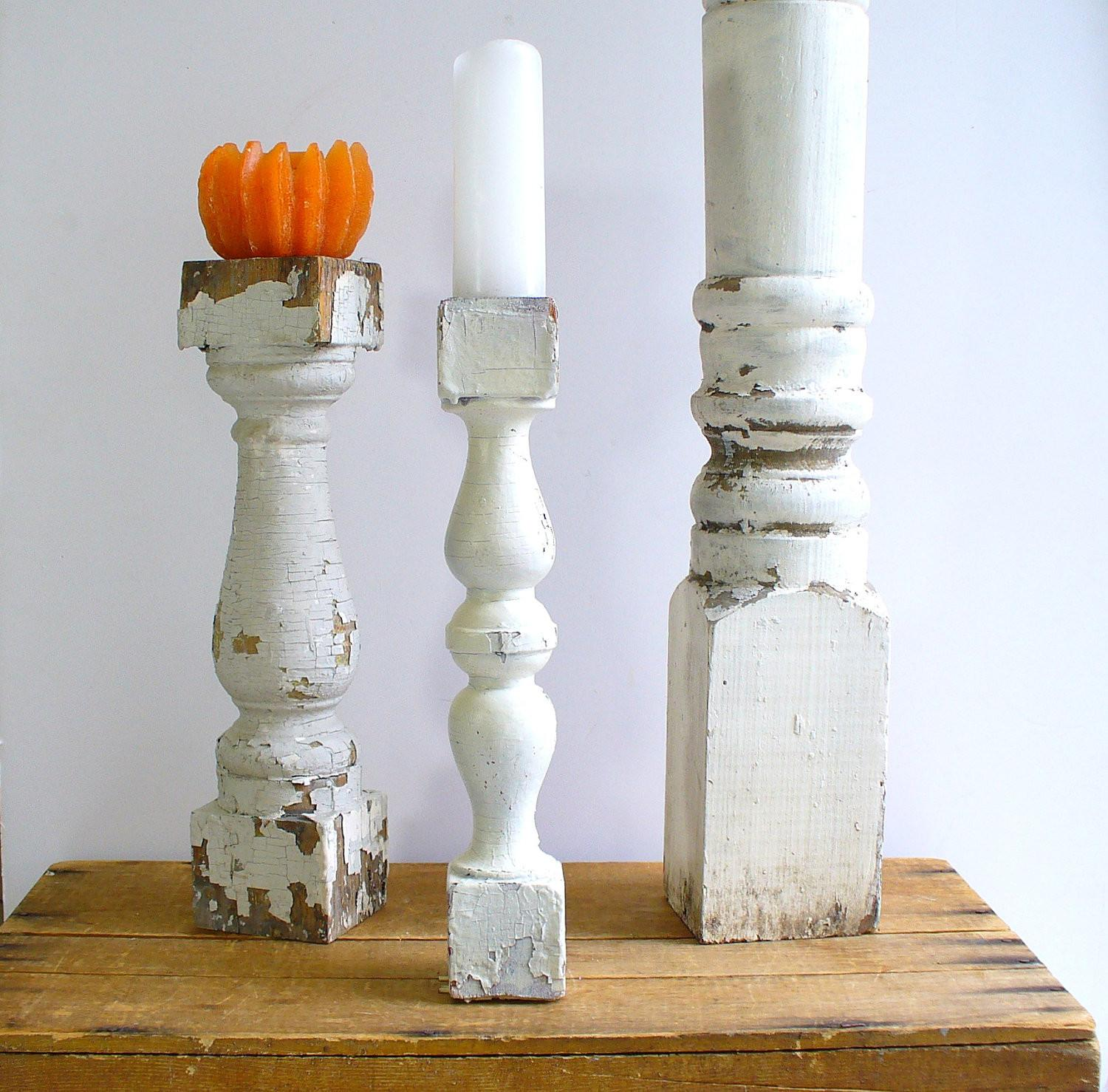 Architectural Candle Holders Interior Design Ideas