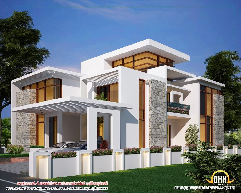 Architectural Designs Modern House