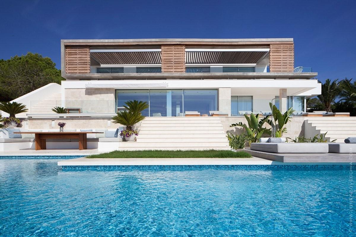 Architectural Photography Ibiza Exteriors Luxury