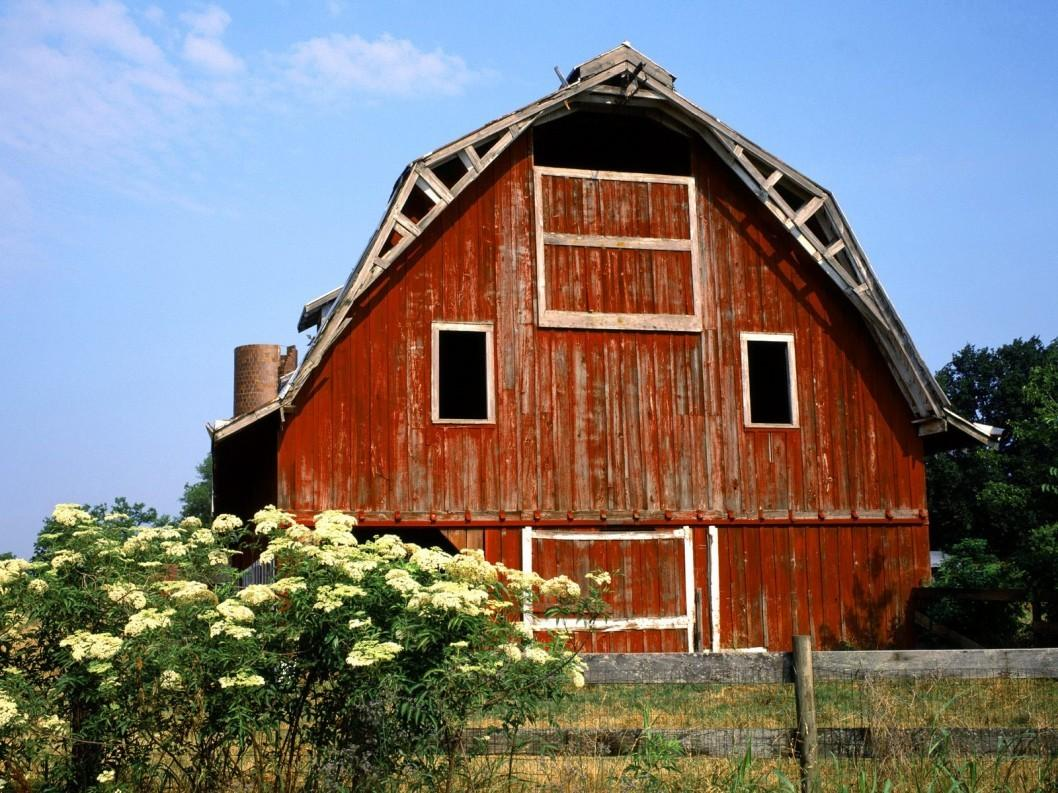 Architecture Cool Perfect Rustic Barns Decorating