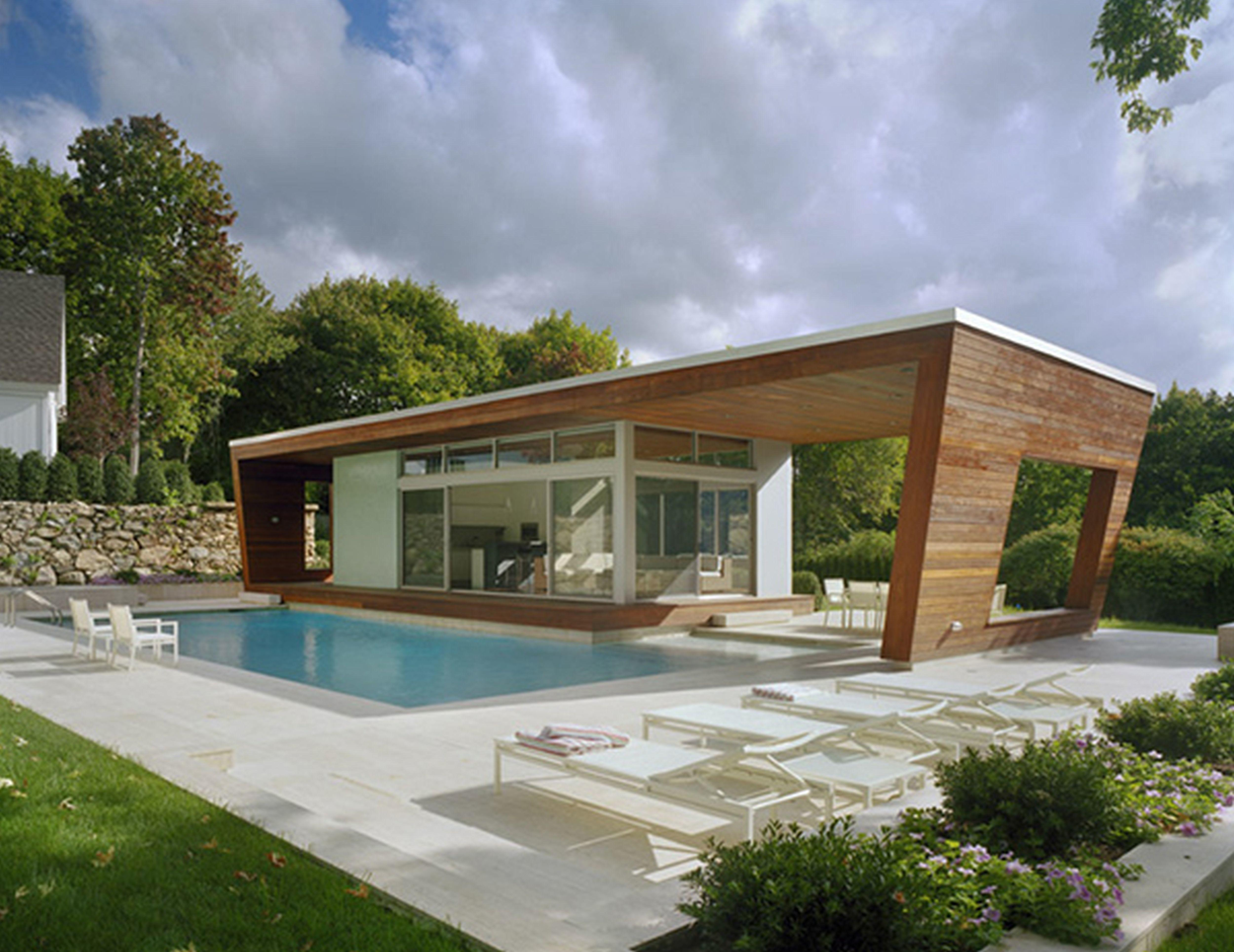 Architecture Modern Small Contemporary House