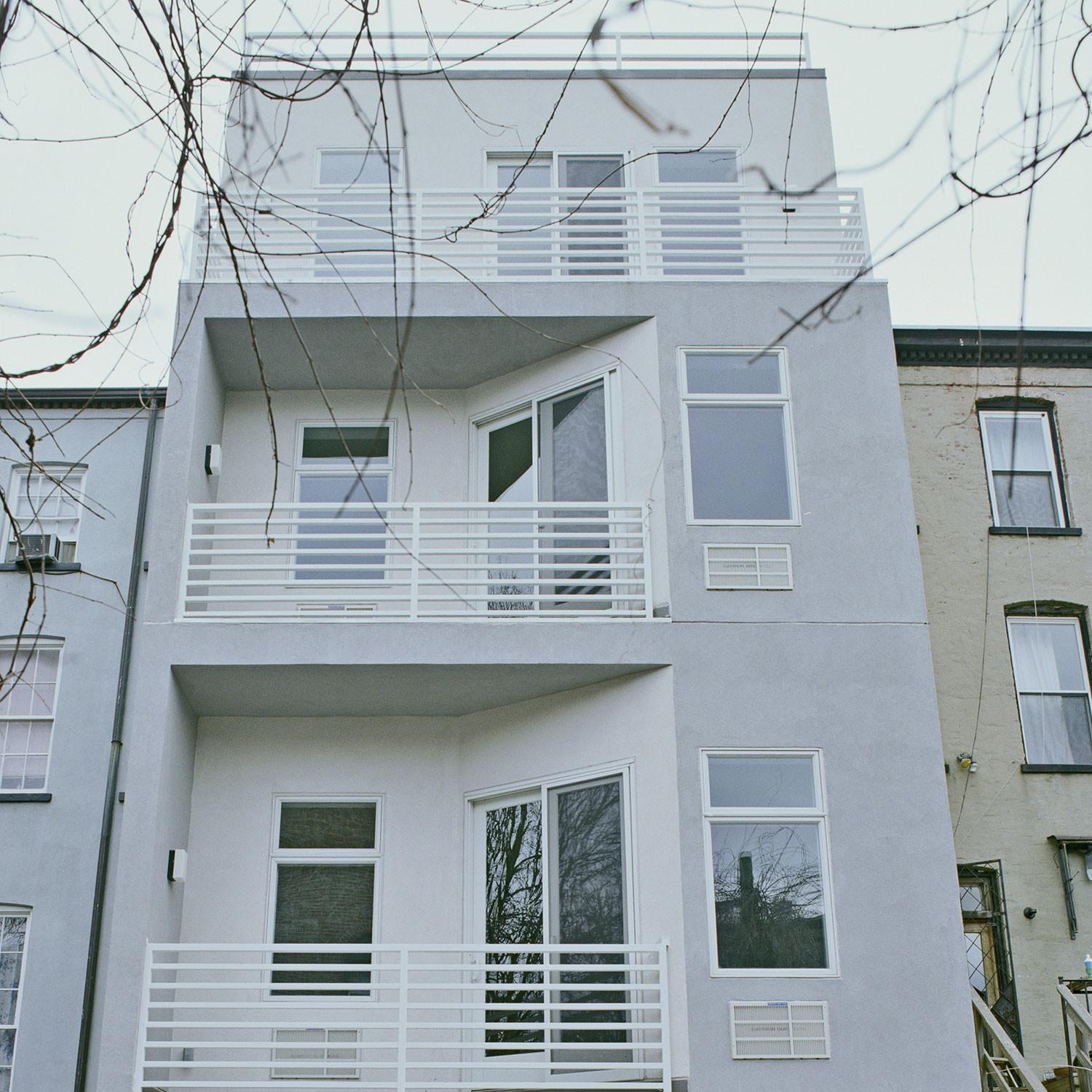 Architecture Project Brooklyn Townhouse Renovation