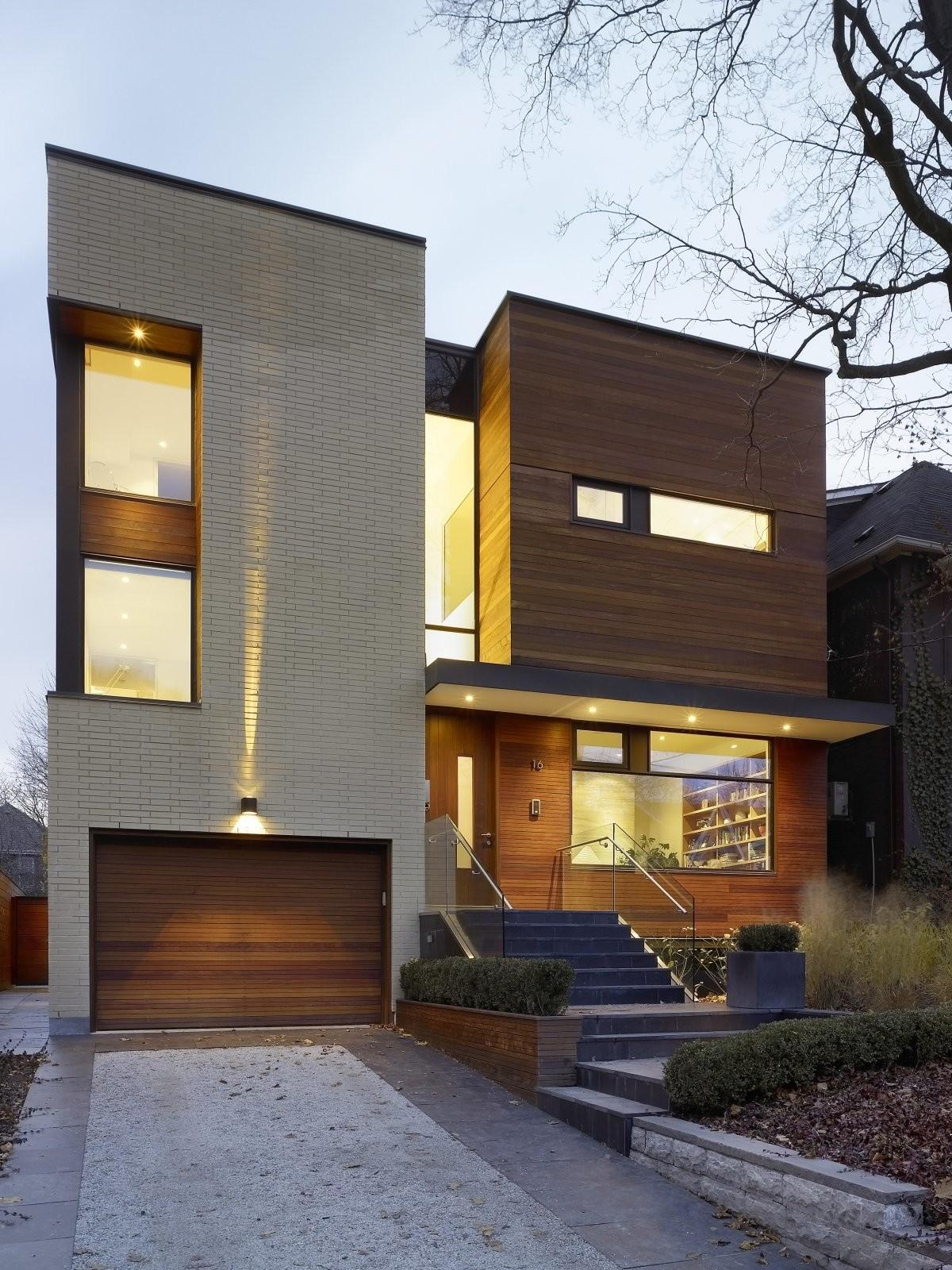 Architectures Minimalist Modern House Perfect Home