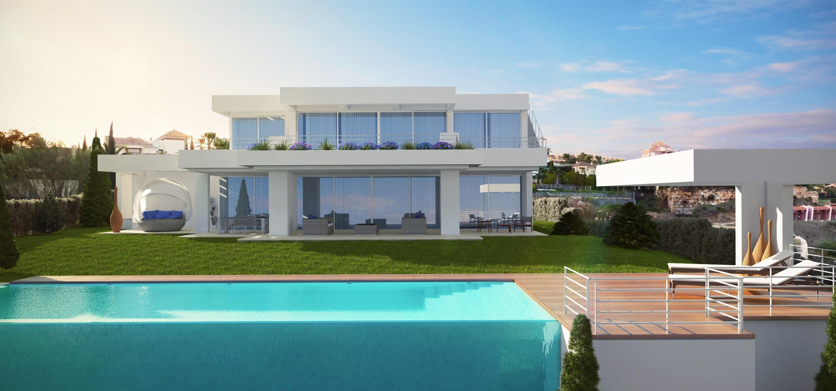 Architectures Modern Luxury Villas Designed Gal Marom