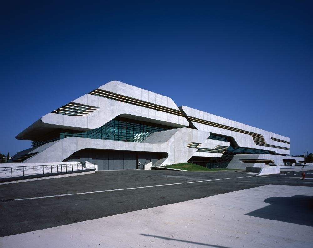 Architectureweek People Places Zaha Hadid Architects