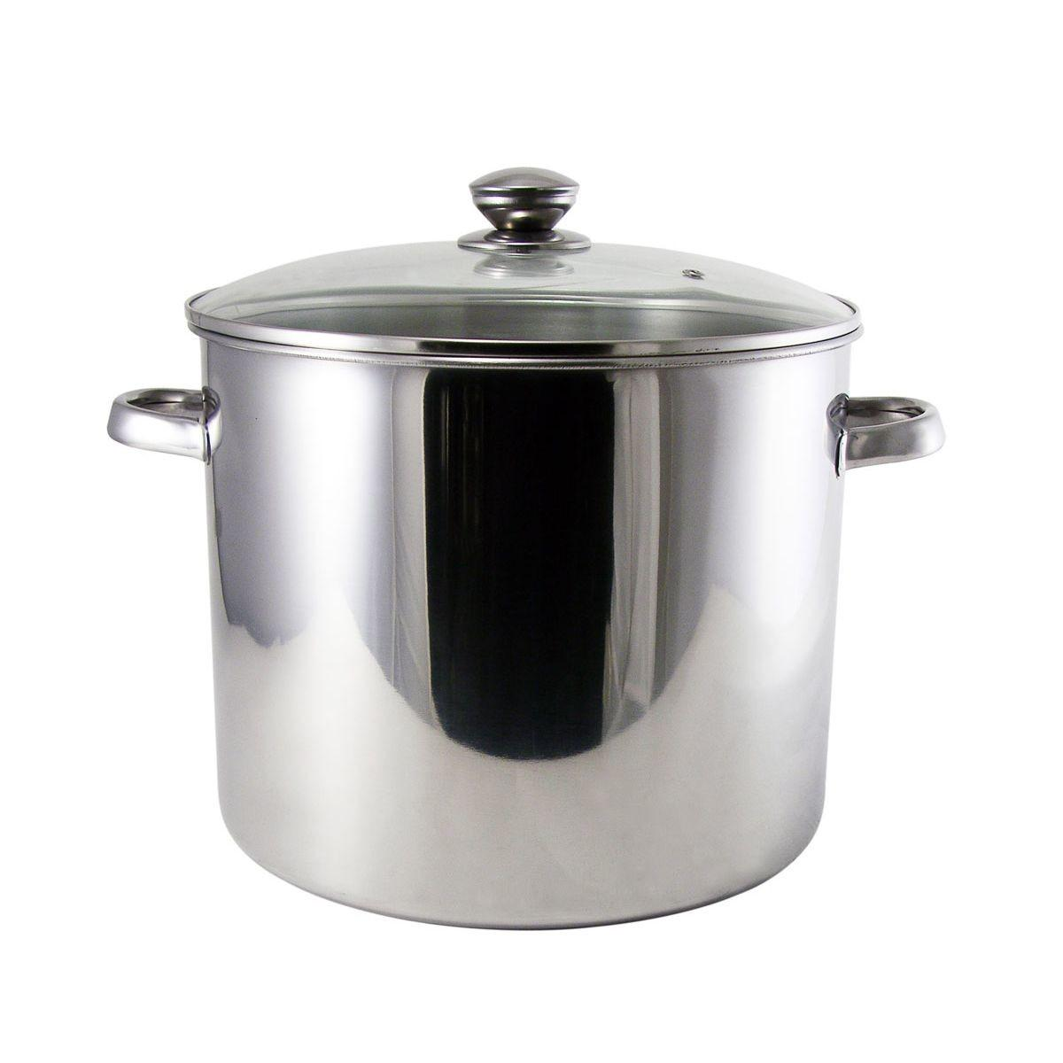 Arcosteel Stainless Steel Stock Pots