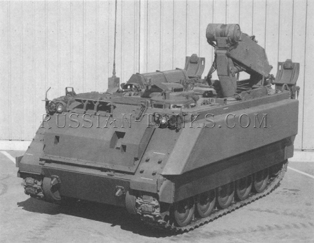 Armored Command Vehicle