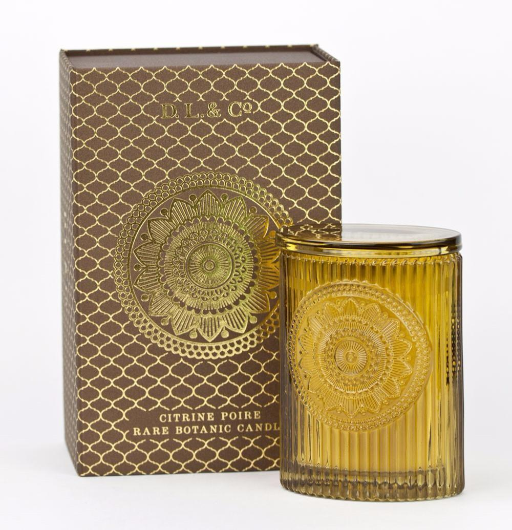 Aroma Candles Luxury Branded Scented