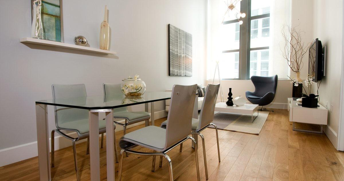 Arrange Furniture Small Living Dining Rooms
