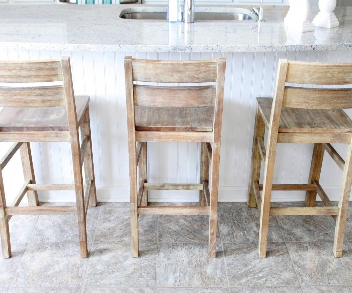 Arresting Darlee Backless Square Counter Height Bar Stool
