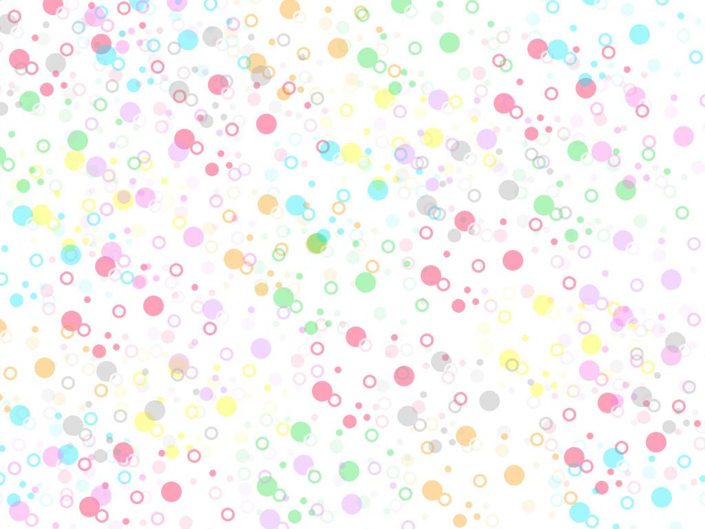Art Abstract Polka Dot Balls Circles Bubbles