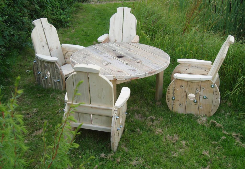 Art Cycling Diy Outdoor Furniture Ideas