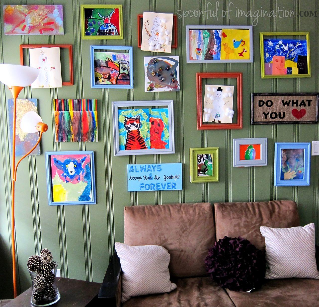 Art Wall Spoonful Imagination