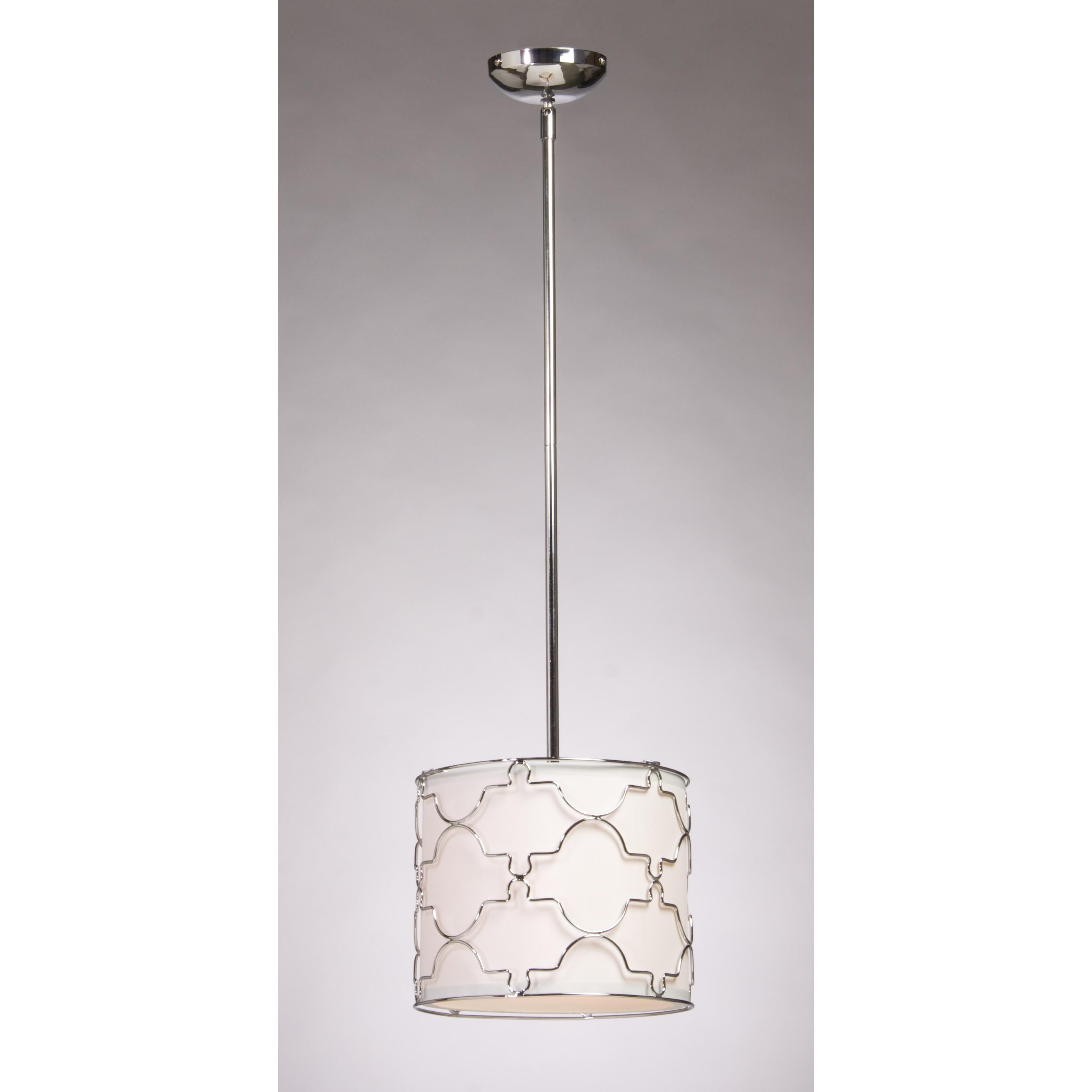 Artcraft Lighting Morocco Circular Drum Pendant