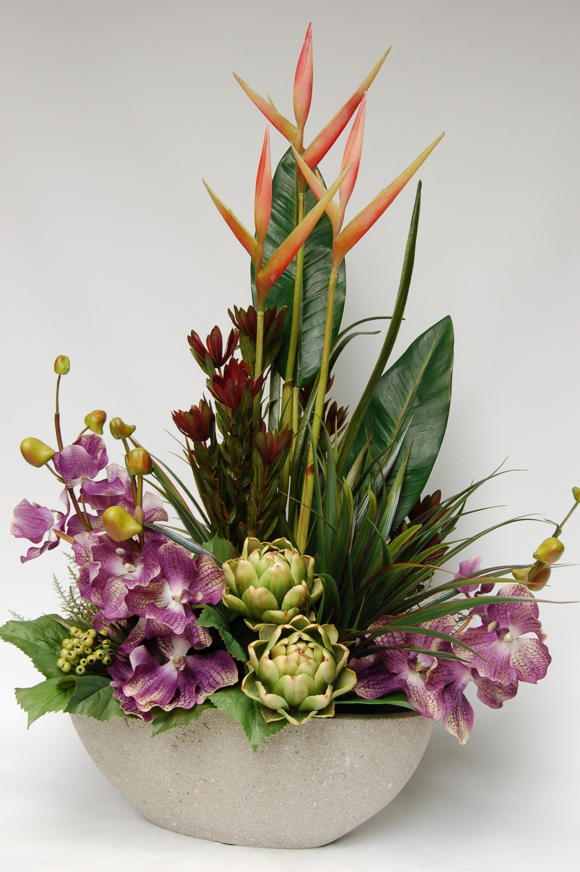 Artificial Flower Arrangement Ideas Idea Decoratorist 11863