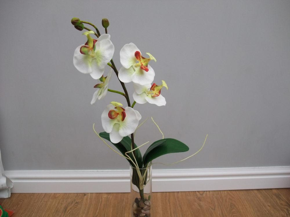Artificial Look Real Orchid