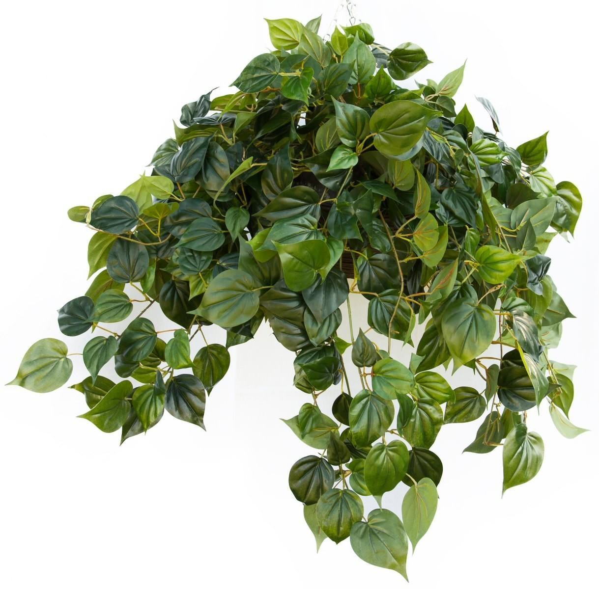 Artificial Tropical Ivy Hanging Plant Evergreen Direct