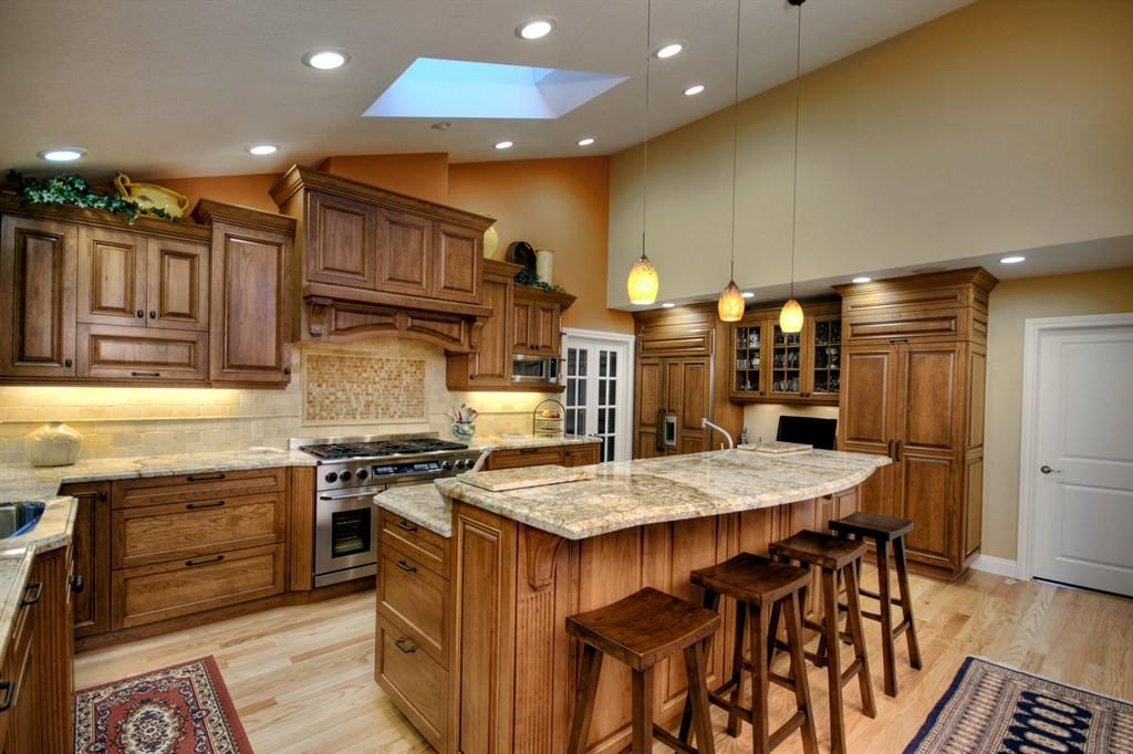 Artistic Kitchen Design Remodeling Mountain