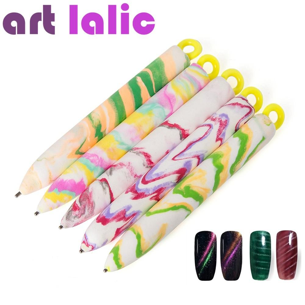 Artlalic 1pcs Nail Art Magic Tips Painting Dotting