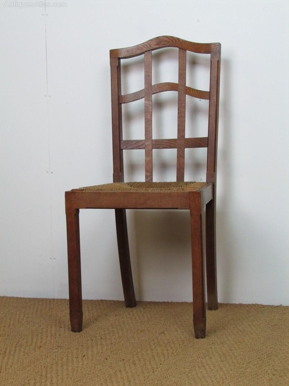 Arts Crafts Cotswold Style Brynmawr Chair Antiques Atlas
