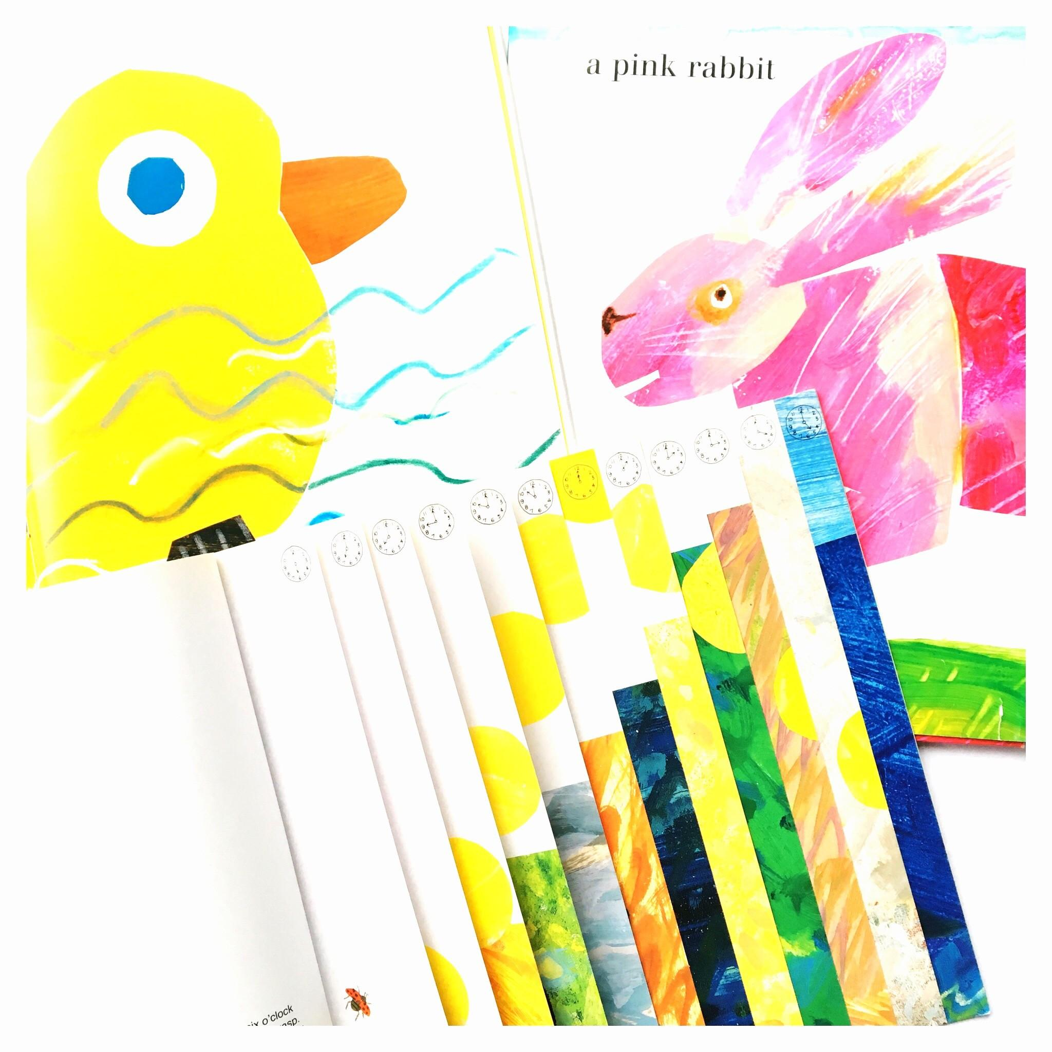 Arts Crafts Inspired Eric Carle Creative Day