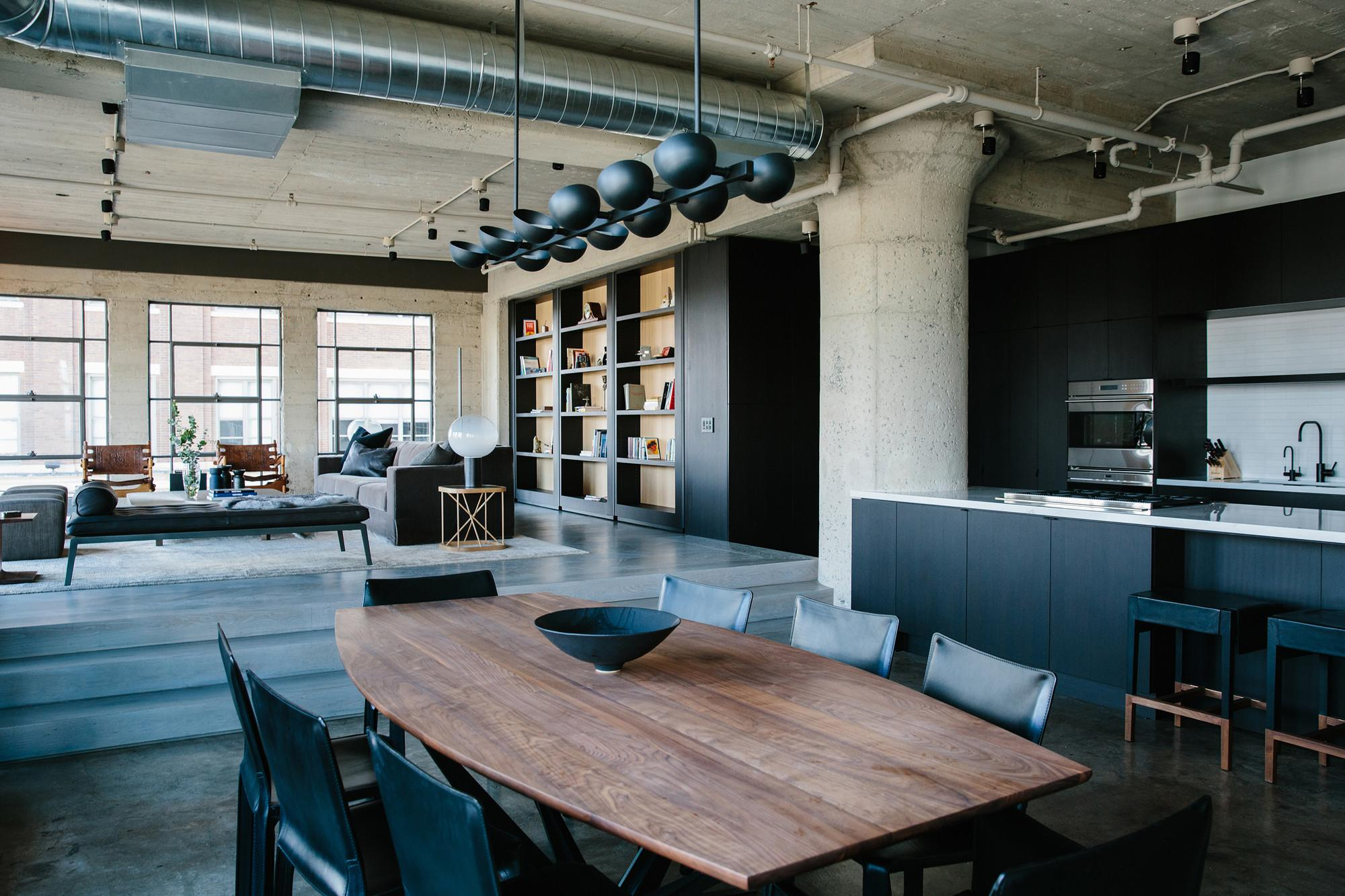 Arts District Loft Marmol Radziner Archdaily