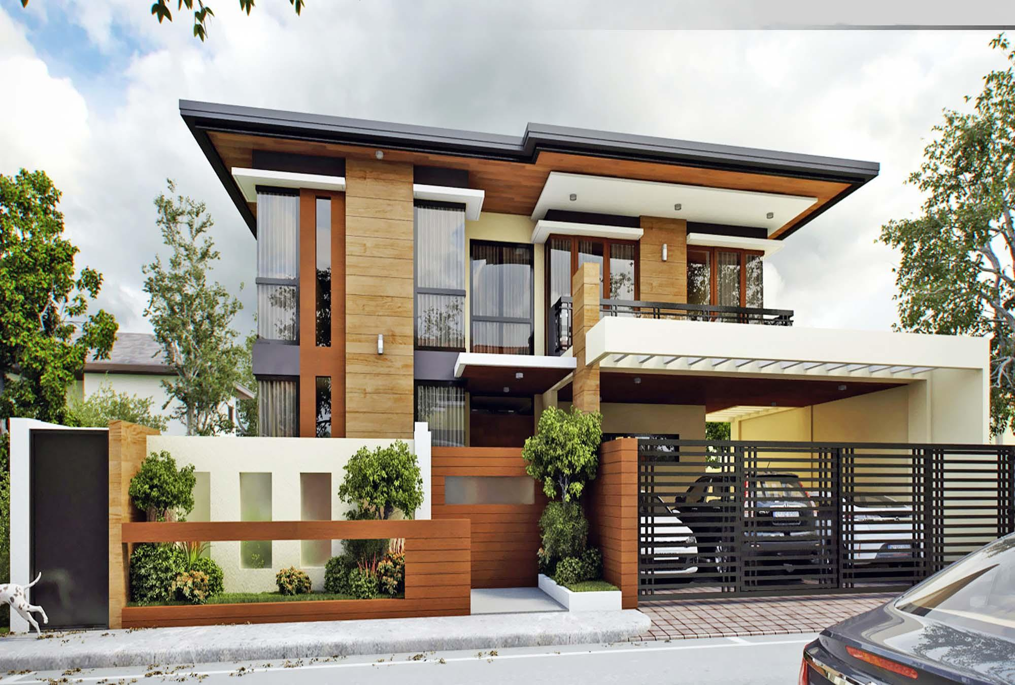 Asian Modern House Design Tazo Company