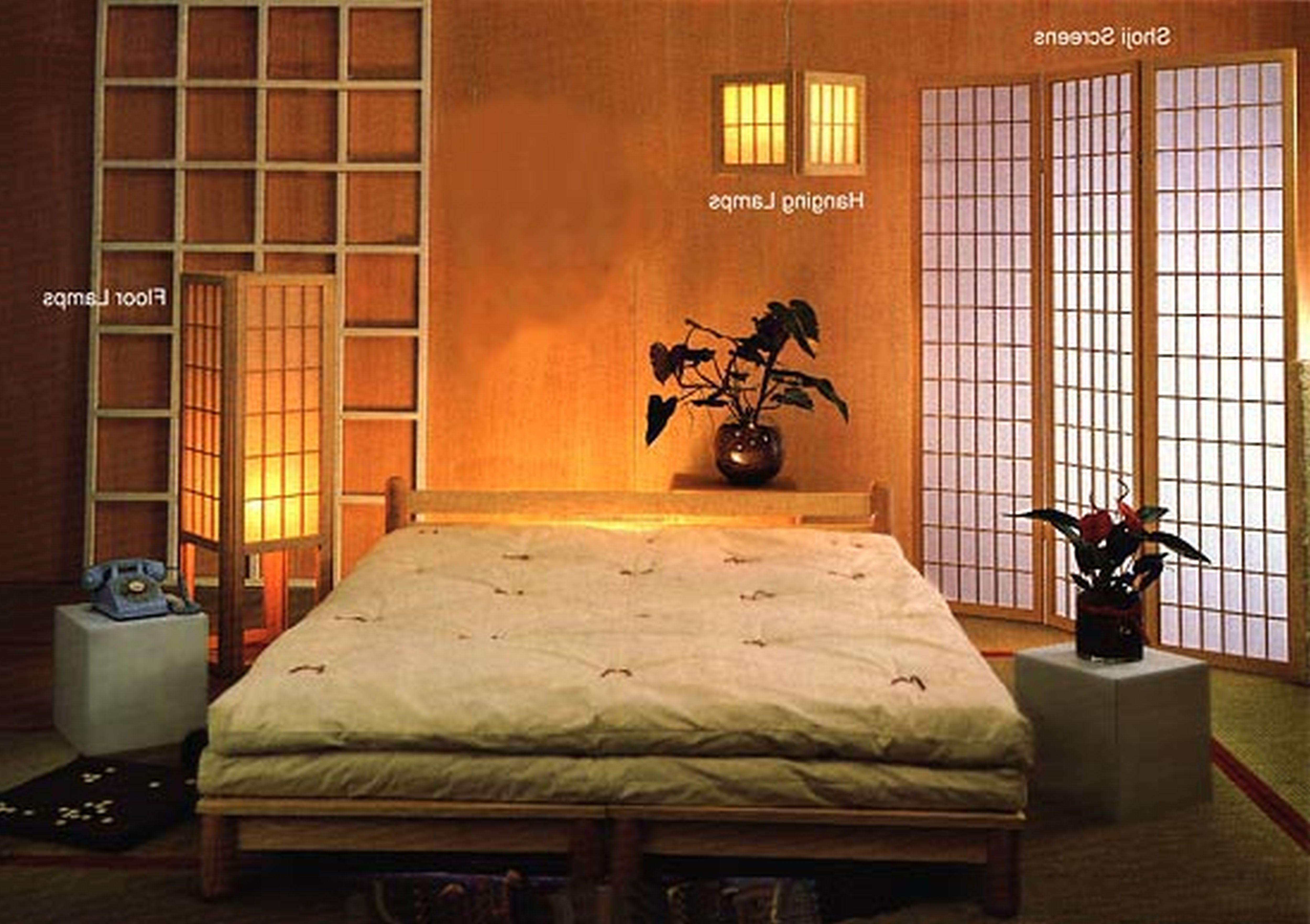 Asian Themed Bedroom Oriental Style Decorating Ideas