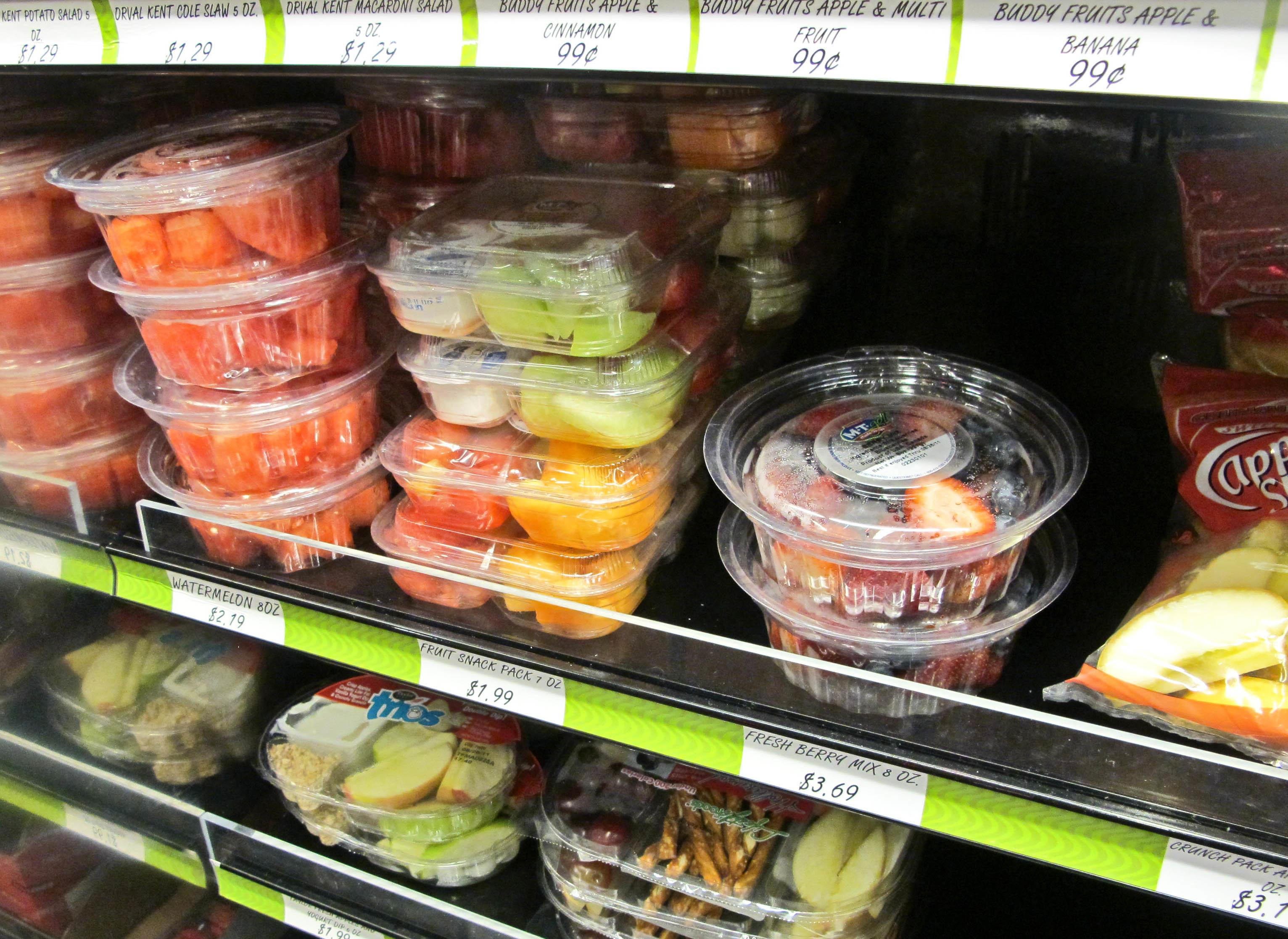 Ask Convenience Stores Sell Fresh Produce Try