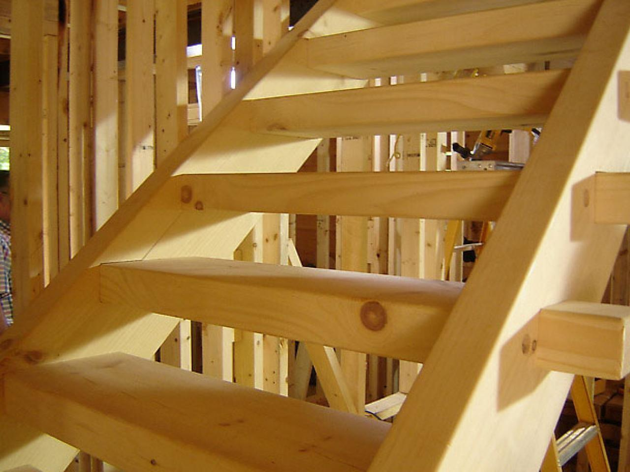 Assemble Install Staircase Tos Diy
