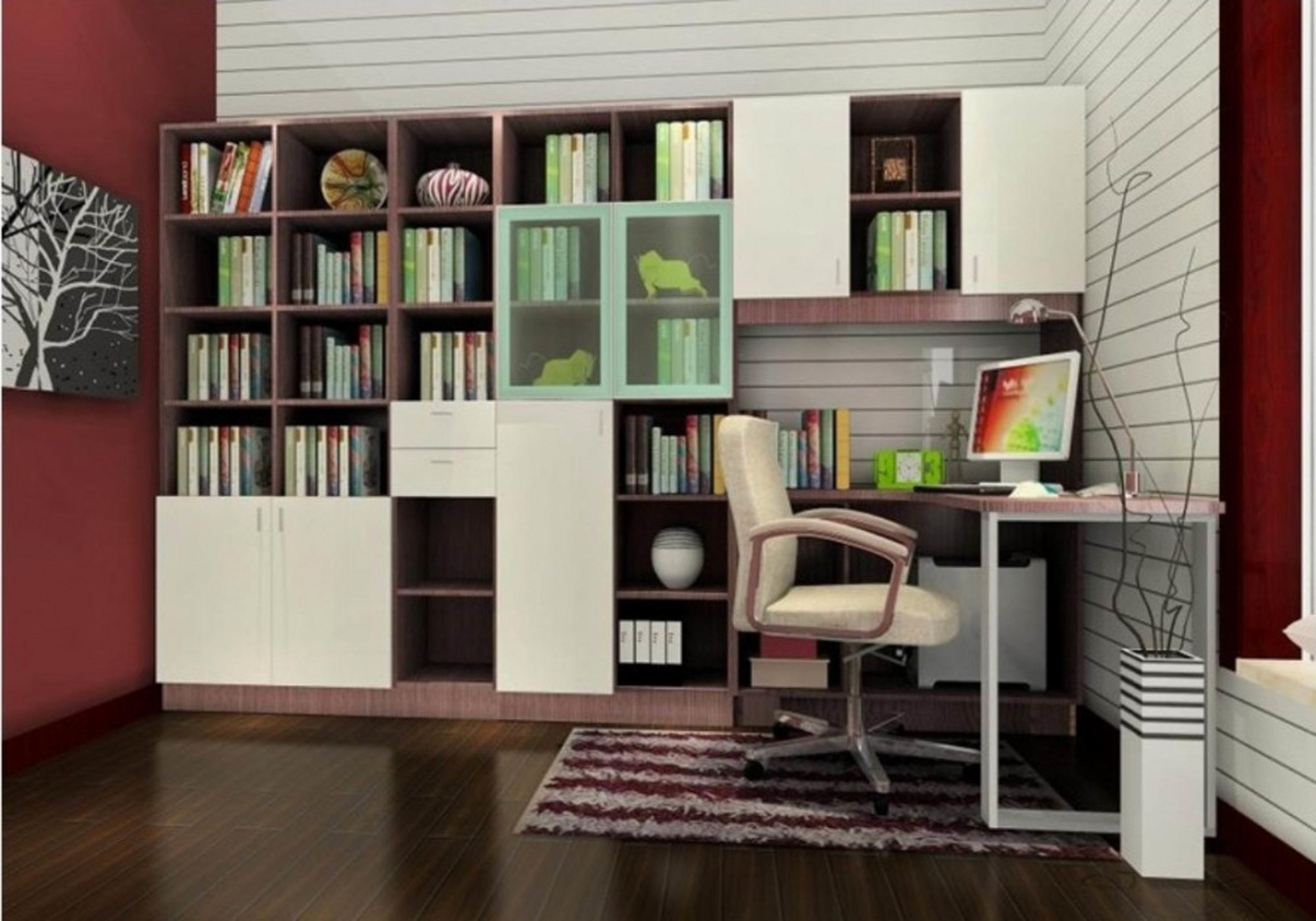 Astonishing Ideas Decorating Home Office Classic
