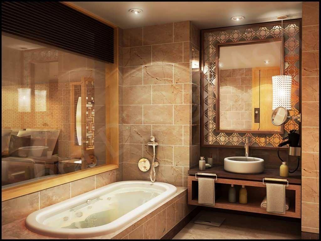 Astonishing Various Bathroom Decorating Ideas Decor