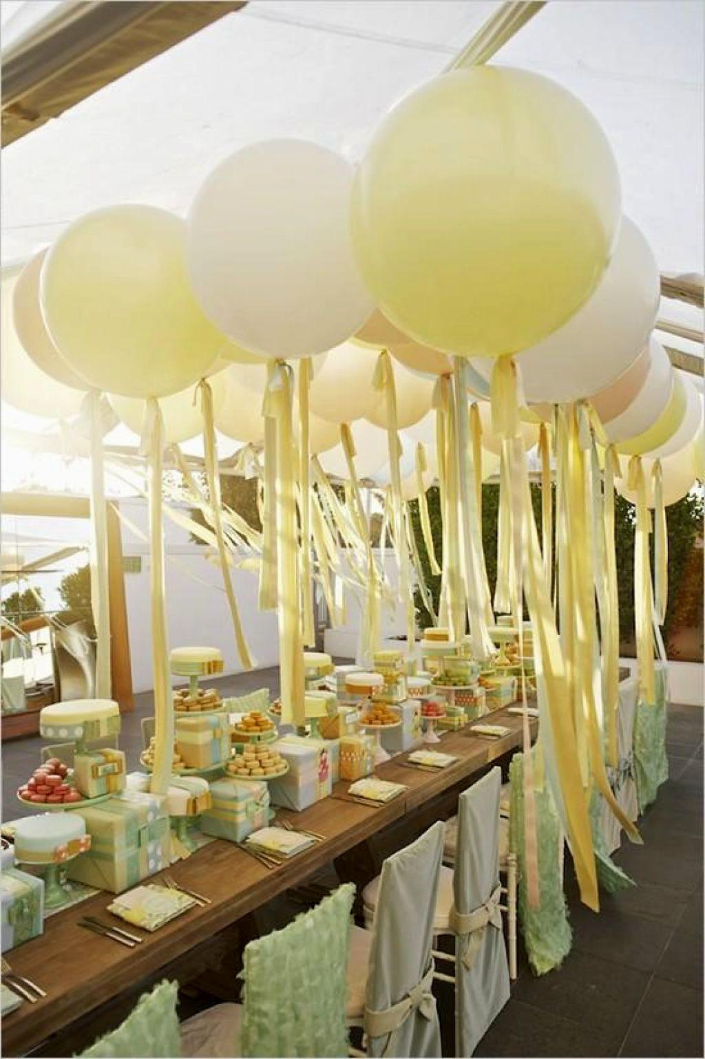 Astounding Wedding Shower Decorations