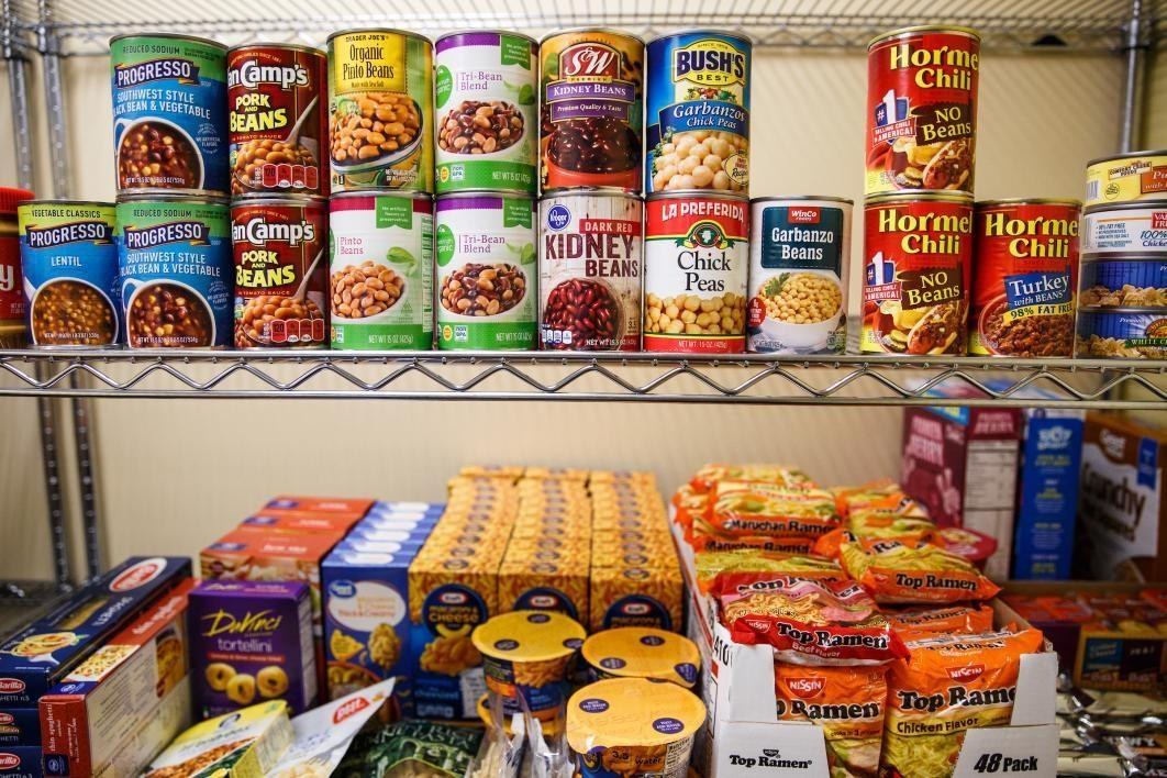 Asu Food Pantry Provides Students Need Now