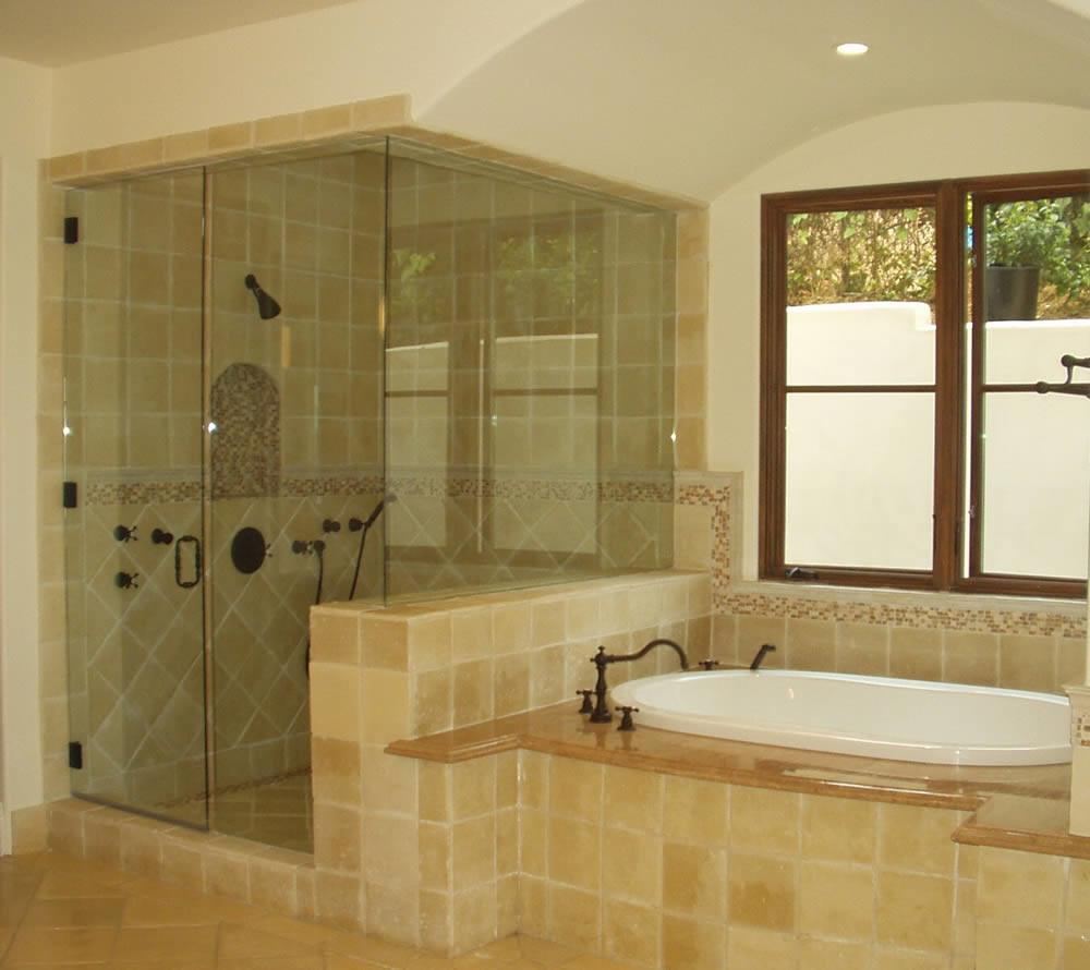 Atlanta Frameless Glass Shower Doors Superior