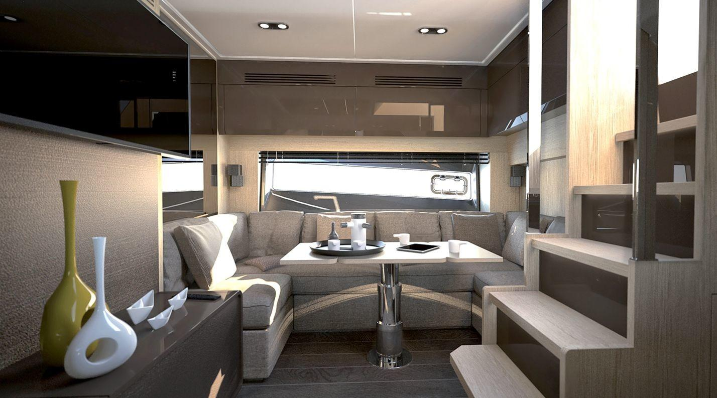 Atlantis First Azimut Project Previewed 2018