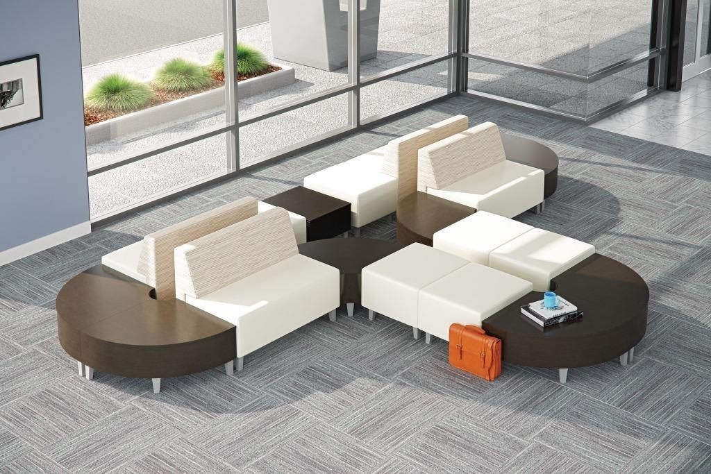Attessa Stylish Modular Seating Public Spaces