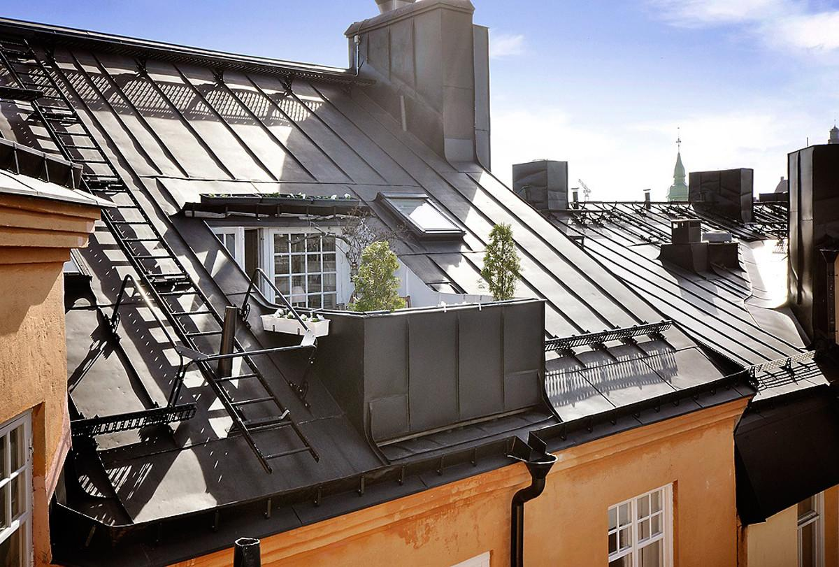 Attic Apartments Roof Styles