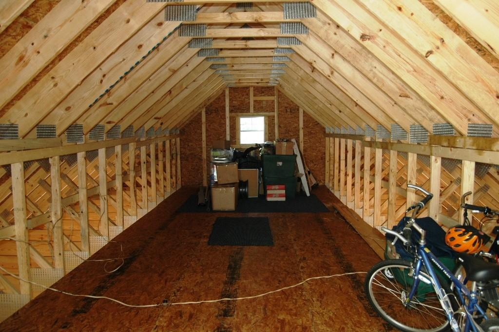 Attic Room Build Your Own