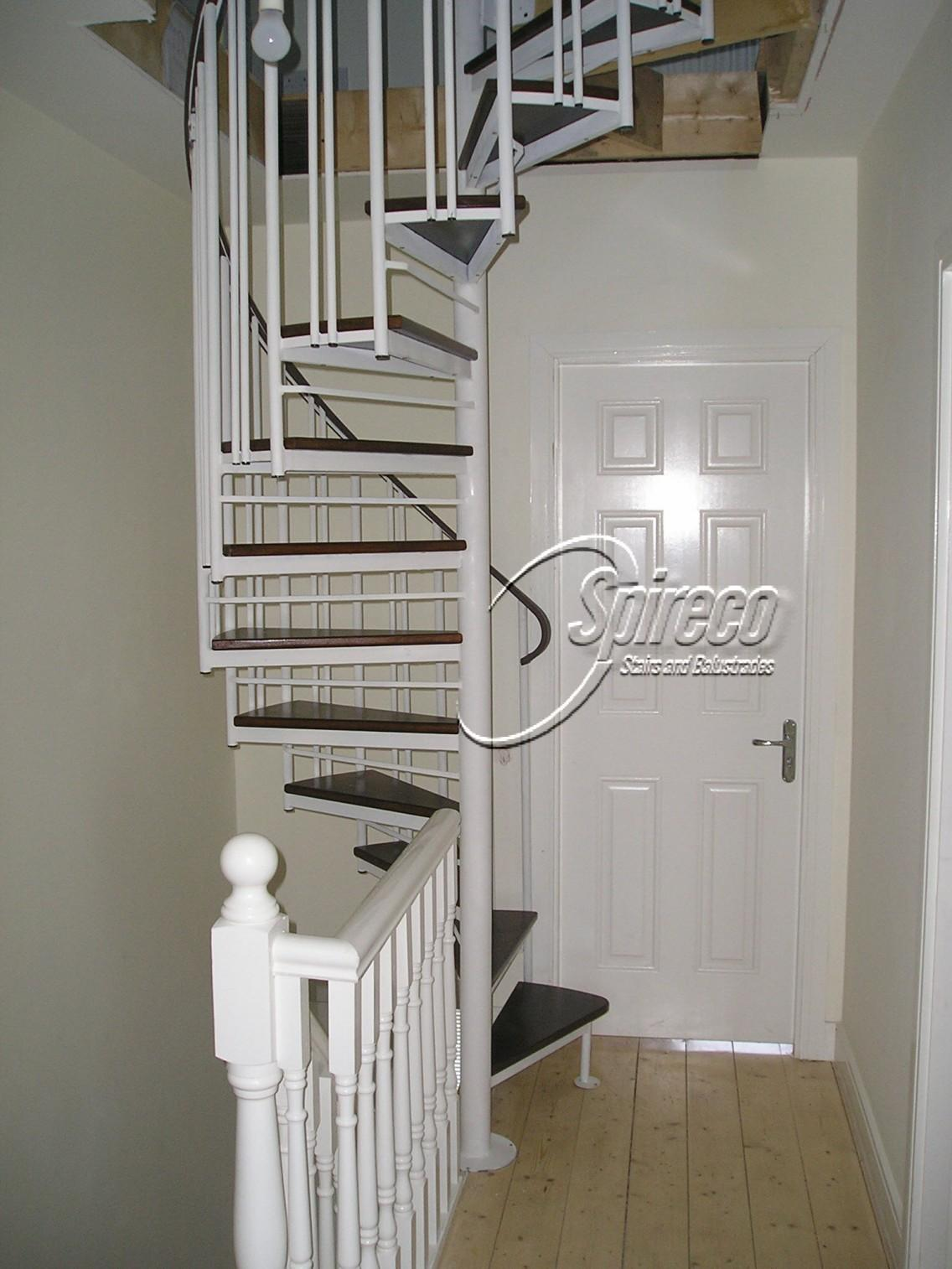 Attic Spiral Stairs Spireco