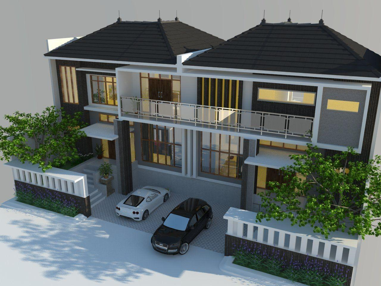Attractive Modern House Plans Large