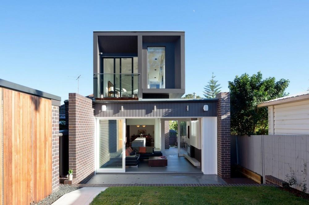 Australian Modern Architecture Twist House