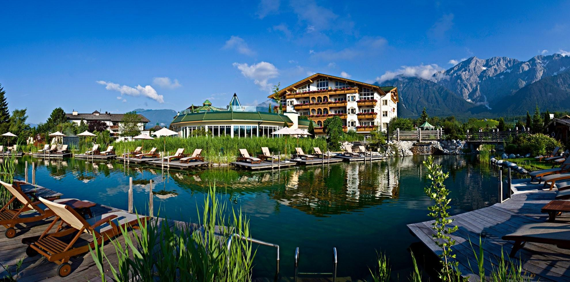 Austrian Spa Wellness Experiences Most People Have