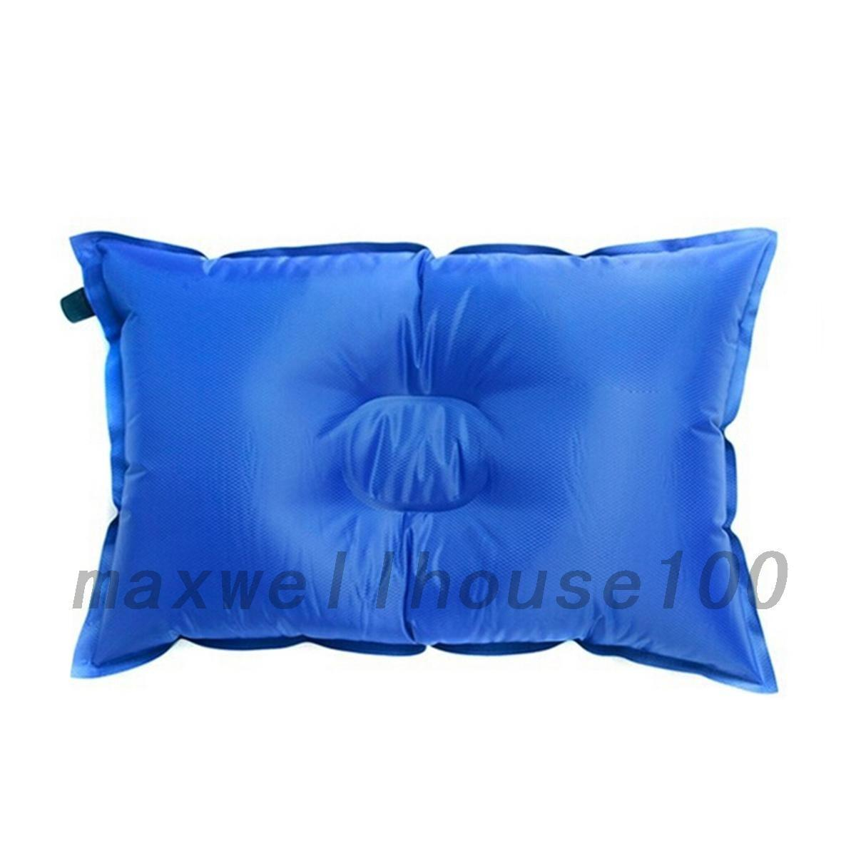 Automatic Inflatable Pillow Travel Summer Camping Hiking