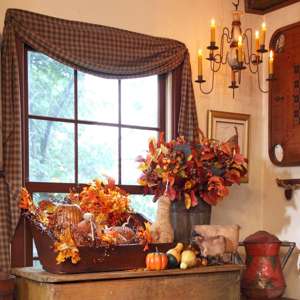 Autumn Decor Ideas Regarding Residence Comfortable