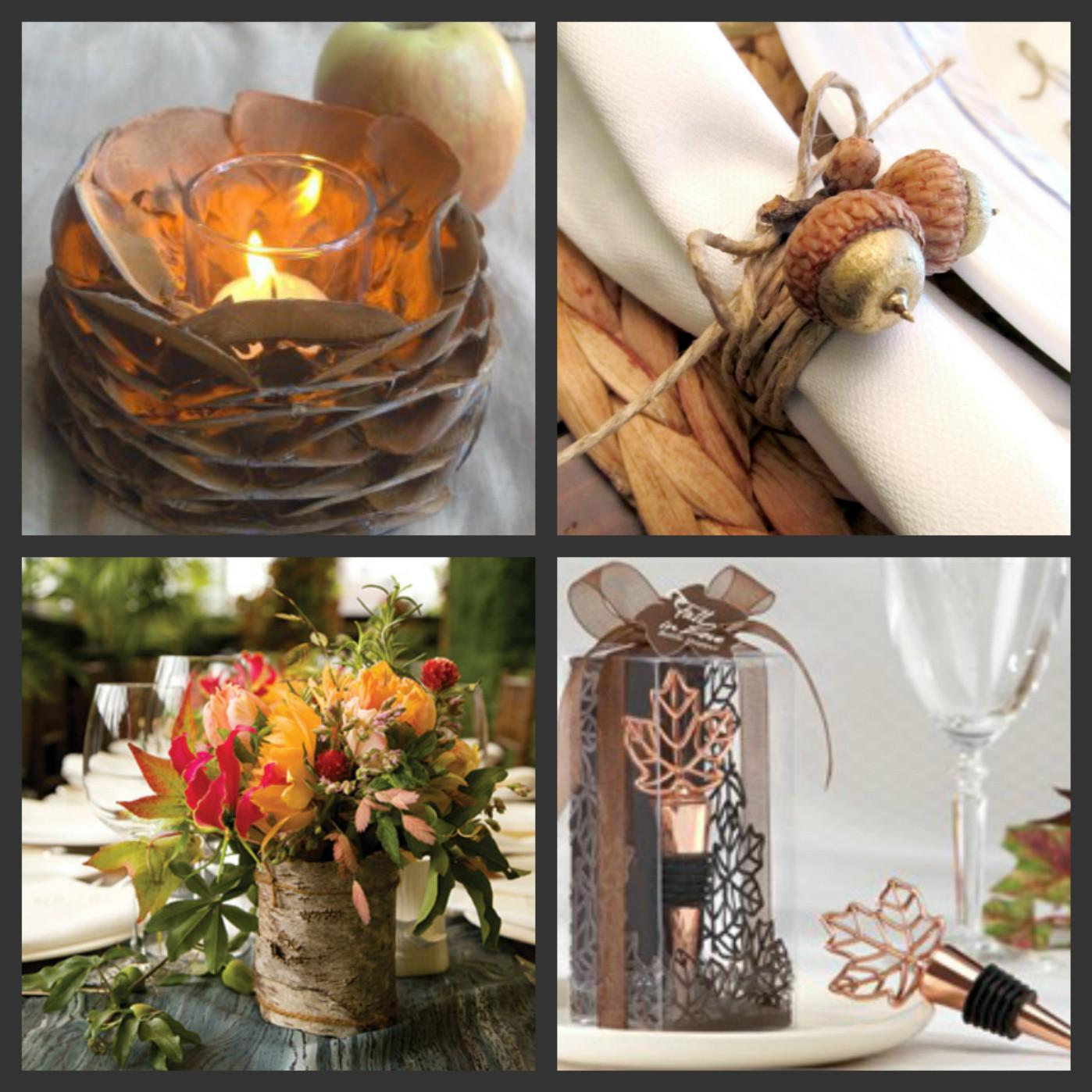 Autumn Diy Decorations 2017 Grasscloth
