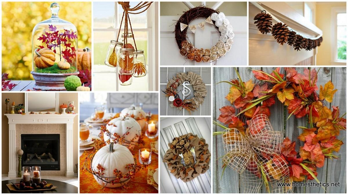 Autumn Home Decoration Fotolip Rich