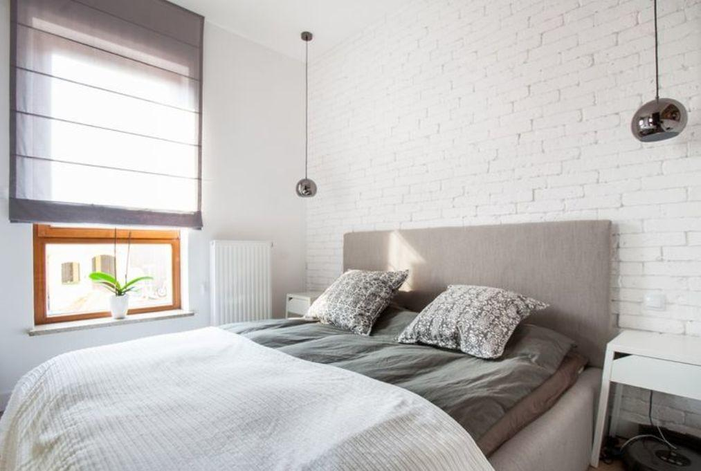 Awe Inspiring White Brick Walls Shaping Airiness Indoors