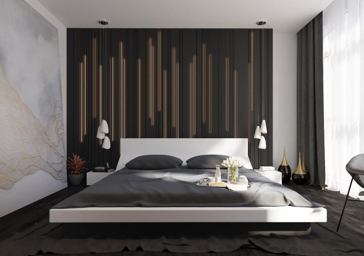 Awesome Accent Wall Ideas Your Bedroom